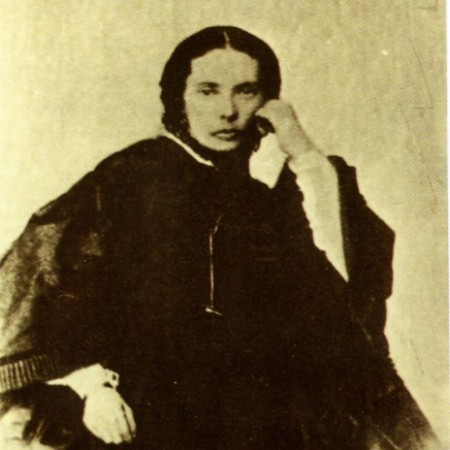 Photo of M.D. Isayeva, 1855
