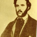 A.E. Vrangel, photo of 1858