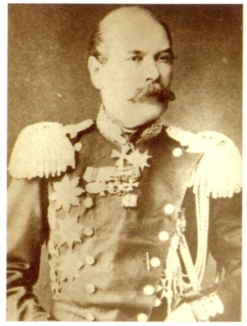 Eduard Totleben, Adjutant General of His Imperial Majesty
