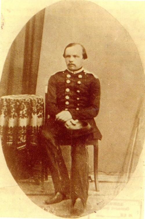 1859 photo of FM Dostoevsky