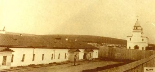 Kuznetsk fortress, 1913
