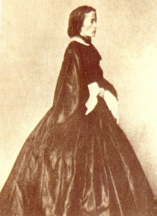 Isayeva, early 1860s