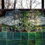 Exquisite Russian Maiolica art