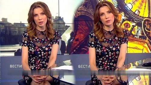 Most beautiful Russian TV presenters