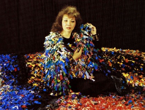 Russian doll artist Elena Pelevina