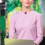 Most beautiful Russian TV presenters