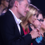 Tatiana Navka and Dmitry Peskov