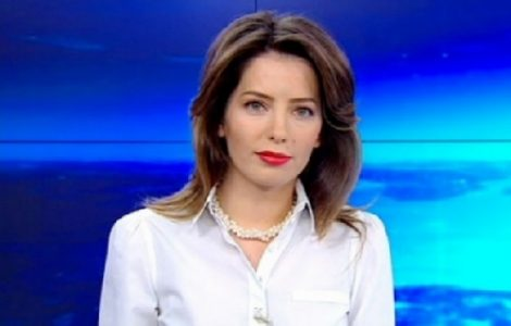 Tatiana Stolyarova - TV presenter, a model, a news anchor of the Russian news channel Russia-24. Born March 28, 1984 in Mordovia