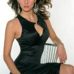 Yulia Zimina, TV presenter, 'Good morning', First Channel, Russia
