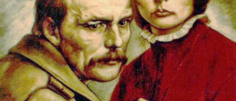 Fyodor Dostoyevsky and Maria Isayeva