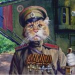 Making History Russian Cat Timofei
