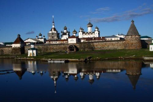 Solovetsky archipelago. Russia most popular sites