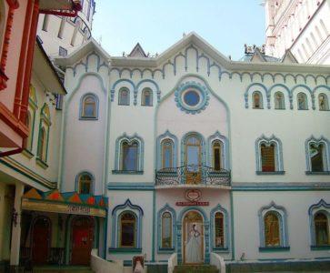 Izmailovo Kremlin Architectural masterpiece