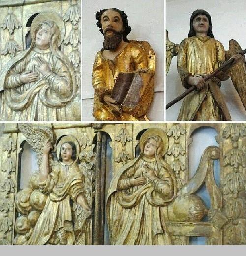 Carving art at the gates of the Rostov Kremlin