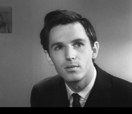 Russian actor Stanislav Lyubshin. If You Are Right, 1963