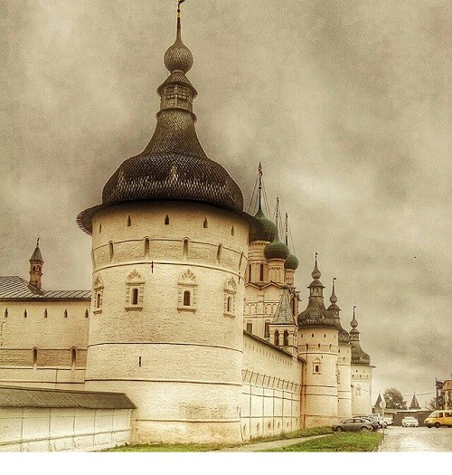 Just another view of Rostov Kremlin