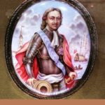 Peter the Great in paintings