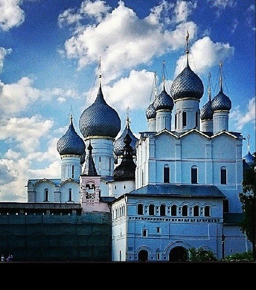 The Rostov Kremlin