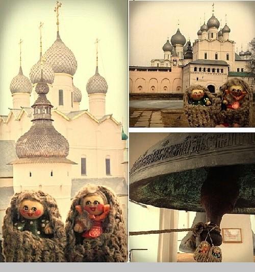 The Rostov Kremlin impressions