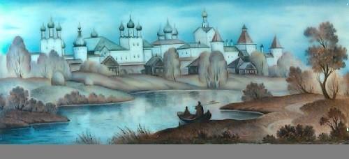 The Rostov Kremlin Museum Preserve