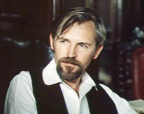 Russian actor Stanislav Lyubshin