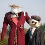 Museum of scarecrow in Russia