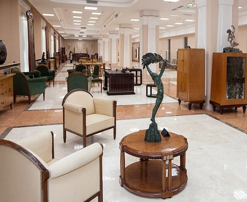 The Art Deco Museum in Moscow