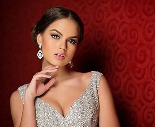 1st Runner-up Miss Russia 2015 Vlada Evtushenko