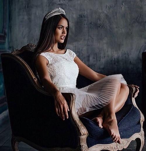 Vladislava Evtushenko, Vice miss Russia 2015 (2) - Russian culture