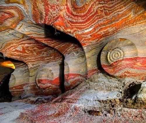 Yekaterinburg Salt Cave