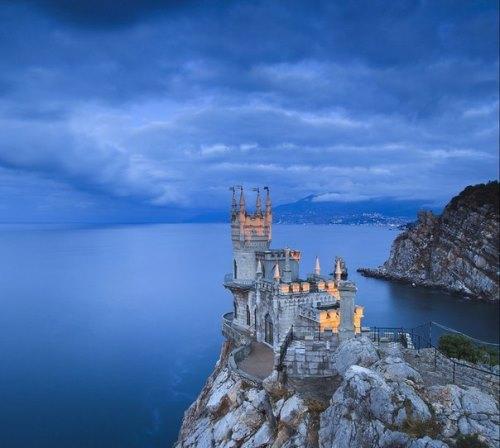 Palace-castle