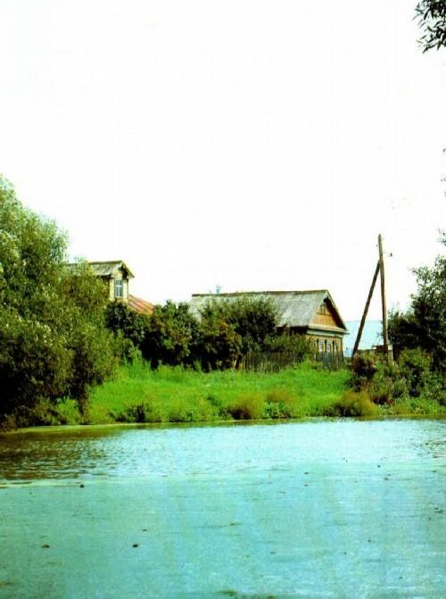 Zhostovo, a small village near Moscow