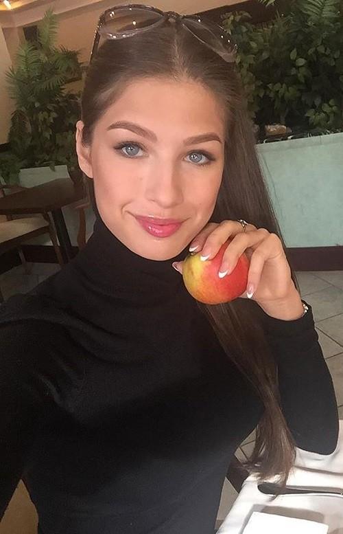 2016 Miss Russia Yana Dobrovolskaya