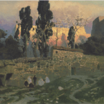 Russian artist Vasily Dmitrievich Polenov