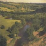 River Vorya. 1881