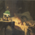 Sick Girl. 1886