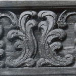 A fragment of moulding (Lermontov str., 14)