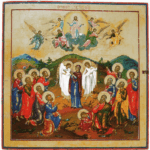 Nevyansk icon painting heritage