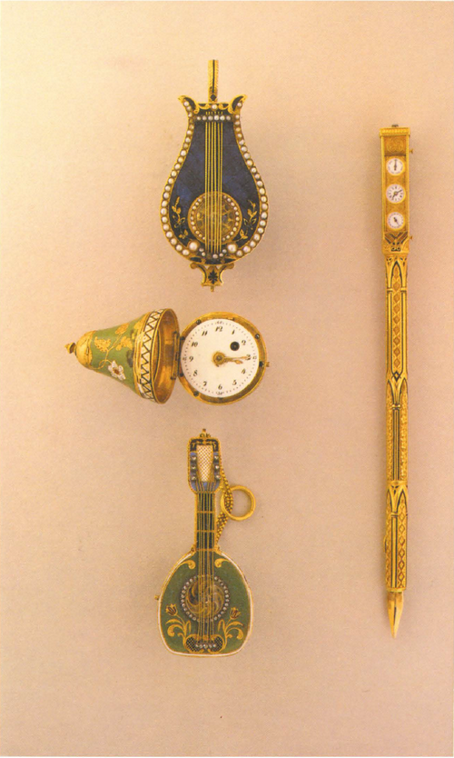 The state history museum collection