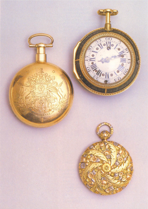 Clocks State History Museum collection