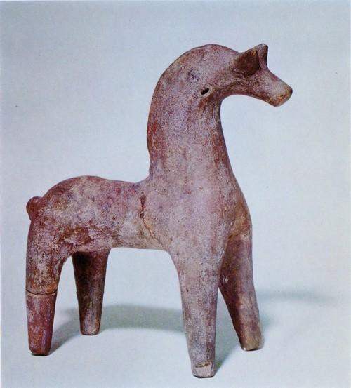 Russian Traditional Folk Clay Toys
