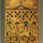 Northern Dvina Traditional Folk Painting
