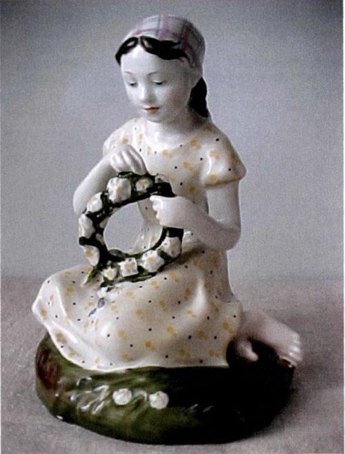 Soviet porcelain