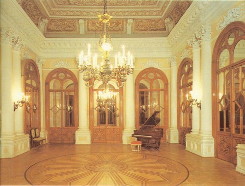 Hall of Antonio Vigi.