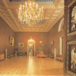 Rome hall, Preciosa. Arch. A.Mikhailov, 1830's, A.Stepanov, 1890's.