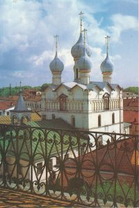Church of the Savior on the Marketplace, 1685-1690