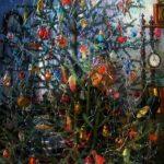 Russian artist Alexander Leonidovich Dudin