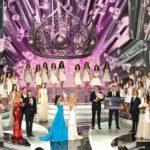 Crowned Miss Russia 2017 Polina Popova