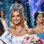 Winner of Miss Russia 2017 Polina Popova