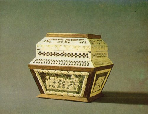 Russian Bone-carving